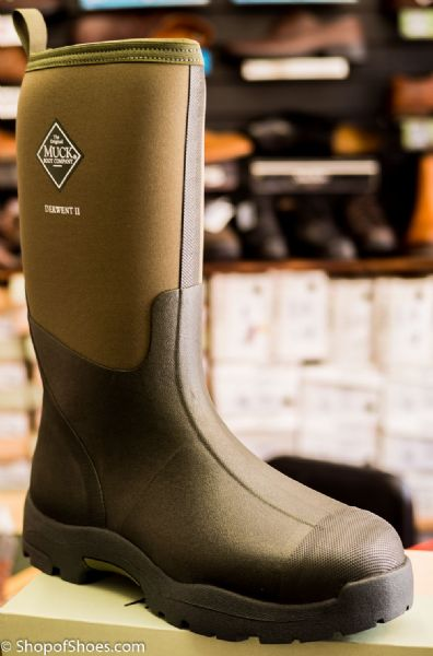 The Original warm Wellington boot from Muck boot.